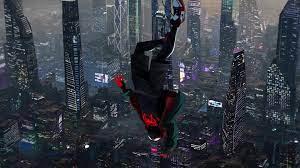 Spider-Man Into the Spider-verse Live ...