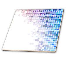 Square Corner Design Amazon Com 3drose David Zydd Square Backgrounds Blue