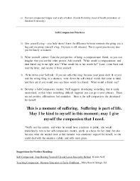 self compassion presentation handout  3