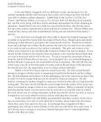 example of a compare contrast essay compare contrast essay examples middle school trezvost