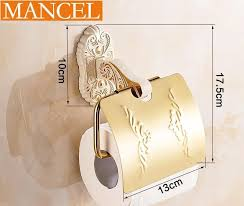 gold flake toilet paper. mancel luxury gold toilet paper roll holder creative zinc alloy wall wc tissue box on. flake d