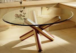 Tavoli Di Vetro Da Salotto : Tavoli da salotto con base in legno e piano vetro