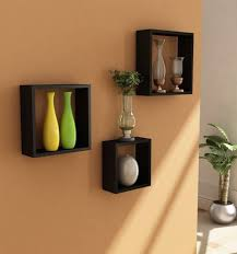 Image Wall Mount Home Sparkle Wooden Wall Shelf Flipkart Home Sparkle Wall Shelves Buy Home Sparkle Wall Shelves Online At
