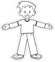 Flat Stanley Template Adorable Flat Stanley Journal Travel Printable Free Templates Colouring Pages