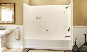 fiberglass shower enclosures