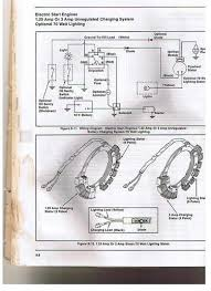 kohler voltage regulator wiring diagram kohler tecumseh hh150 on a bolens husky 1556 yesterday s tractors on kohler voltage regulator wiring diagram