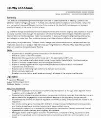 606 Investment Banking Cv Examples Banking And Financial