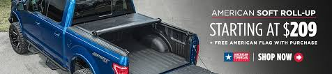Tonneau Covers, Truck Bed Covers - Secure, Water Resistant | RealTruck