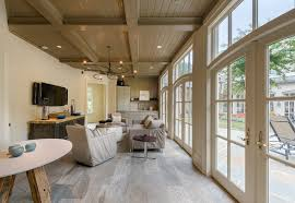 pool house interior. Pool House Renovation Transitional-living-room Interior A