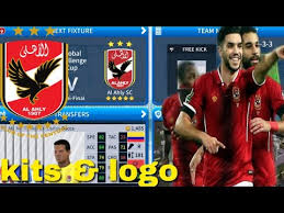 Al ahly have won a record 39 national titles, 36 national cups and 9 national super cups making al ahly the most decorated club in egypt. How To Create Al Ahly Sc Team Kits Logo Dream League Soccer 2019 Youtube