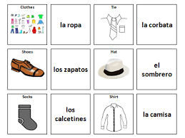Spanish Body Parts Vocabulary 18 IDs Worksheet by suesummersshop ...