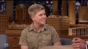 steve irwin son jimmy fallon. 13-year-old son of steve irwin is expert with wild animals just like dad was jimmy fallon