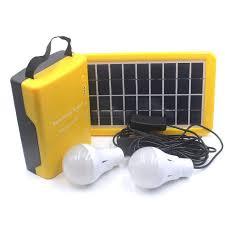 Amazoncom Solar LED Lighting System 2 X 40W Comparable LED Solar Powered Lighting Systems