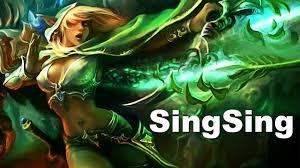 singsing windrunner dota 2 youtube