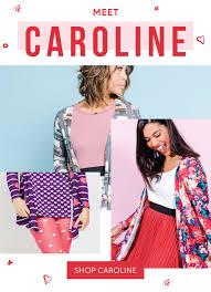 Llr Caroline Size Chart Happy Hearts Club Lularoe