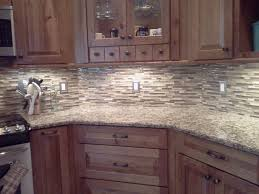 kitchen backsplash glass tile dark cabinets. Stone Kitchen Backsplash Stacked Carrara Marble Subway Tile Glass Dark Cabinets R