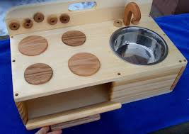 Homemade Play Kitchen The Little Kitchen Free Shipping