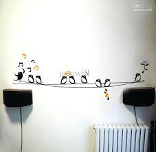 contemporary wall decal designer wall stickers home design ideas