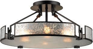 elk 57091 4 lindhurst modern oil rubbed bronze home ceiling lighting loading zoom