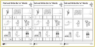 Order hard copies of our phonics. Ur Sounds Differentiated Worksheet Teacher Made