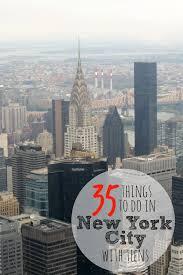 New york vacation ideas teen