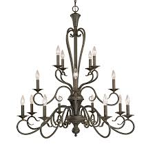 millennium lighting devonshire 36 5 in 16 light burnished gold vintage candle chandelier