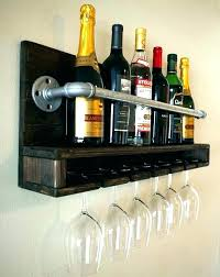 glass wood wine rack plans diy ideas