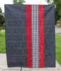 Best 25+ Mens quilts ideas on Pinterest | Man quilt, Quilt for men ... & Quilted Delights: I'm Blushing quilt back Adamdwight.com