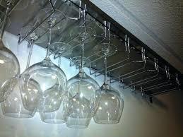 best wine rack storage solutions homes image glass under cabinet shelf kitchen cart racks for glasses