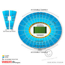 Rose Bowl Concert Seating Chart Rolling Stones Meticulous Rolling Stones Seating Chart 2019