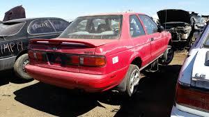 Junkyard Treasure: 1991 Nissan Sentra SE-R | Autoweek
