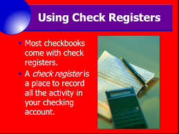 Online Checkbook Registers - Beni.algebra-Inc.co