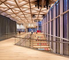 Wall Sound Lighting Ottawa Ottawa National Arts Centre By Diamond Schmitt Architects
