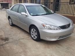 Pictures of Toyota Camrys for Sale in Nigeria including 2000 ...