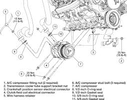 solved ac and heater component location diagram for ford image