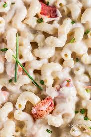 truffle lobster macaroni n cheese no