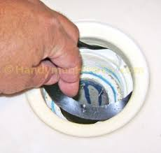 How to Fix a Leaky Shower Drain - Install the new Gasket and Drain