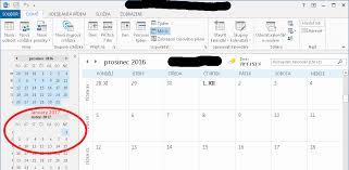 Week Number Calendar Wrong Week Number In Outlook Super User