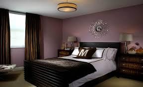 Bedroom White Polyester Nightstand Plus Grey Table Lamp Or Beige - Beige and black bedroom