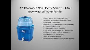Water Purifier For Home Best Water Purifiers For Home In India 2016 Complete Review