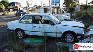 All BMW Models 1980s bmw : Abandoned in Japan: A 1980's BMW 320i - YouTube