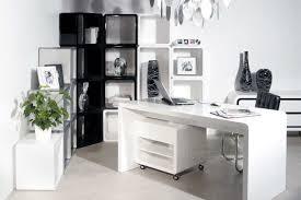 Image Lacquer Desk Modern Office Desk White Pinterest Modern Office Desk White Black Bearon Water