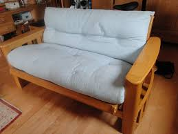 Solid Double Futon Sofa Bed \u2014 Home Design StylingHome Design Styling
