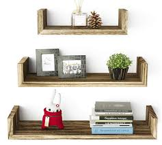 wall mounted floating shelves a