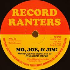 Record Ranters