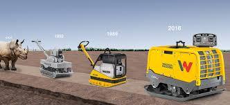 Wacker Neuson - engins et équipements de chantier, prestations de ...