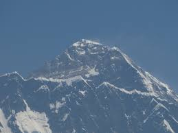 what word or words would you use to describe your everest experience
