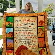 A free inside look at company reviews and salaries posted anonymously by employees. Lion King Girlfriend Quilt Blanket 02 Groveblankets