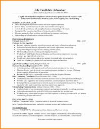 Resume Format For Customer Service Executive Beautiful 13 Objective