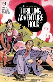 Image result for thrilling adventure hour #1